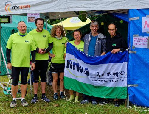 Le RIWA se donne au profit de la fondation contre le Cancer